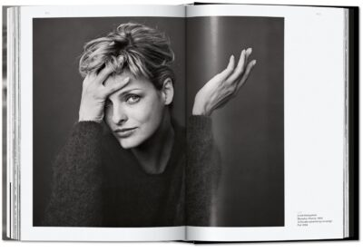 Peter Lindberg Fashion Image