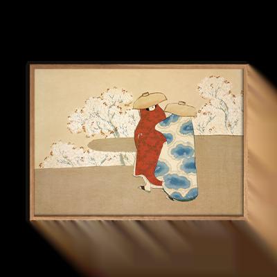 Hanami Season Plakat