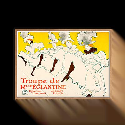 Mademoiselle Eglantine Troupe