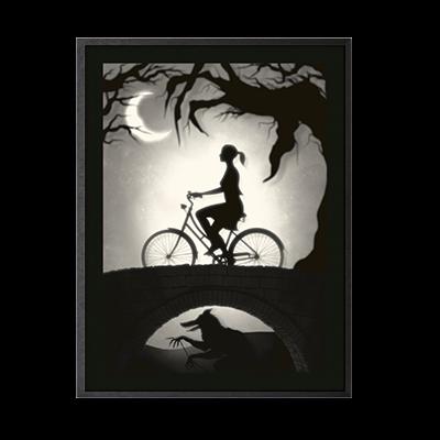 ShadowPuppets02 Plakat
