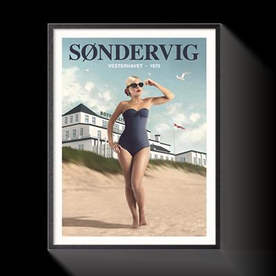 Søndervig Plakat