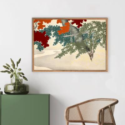 Maple from Momoyogusa Plakat