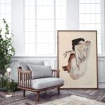 Egon Schieles smukke illustrationer