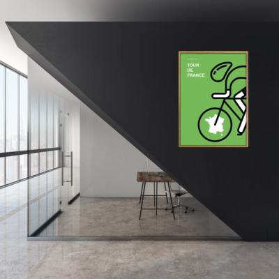 Tour de France Plakat