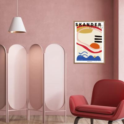 Skanderborg Plakaten