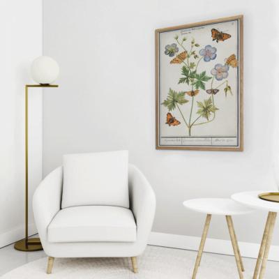 Blomster & Sommerfugle