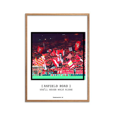 Anfield Road flag