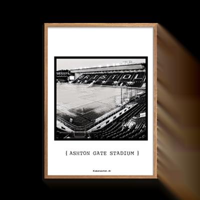 Ashton Gate sorthvid