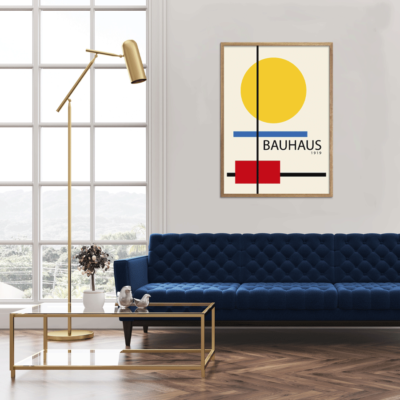 Bauhaus No 3