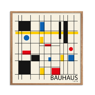 Bauhaus No 5