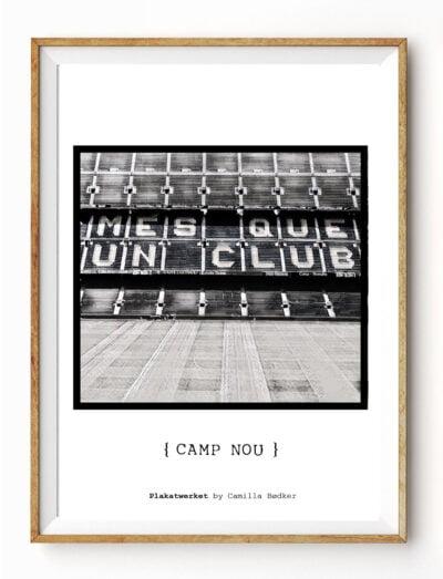Camp Nou 1 Plakat