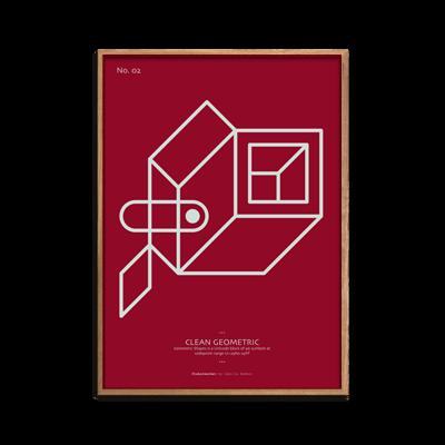 Clean Geometric no. 2