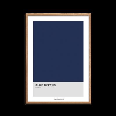 Color Codes Blue Depths