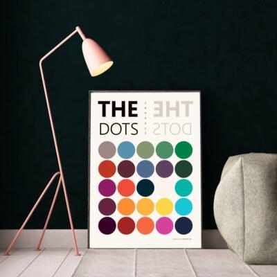 The Dots Plakat