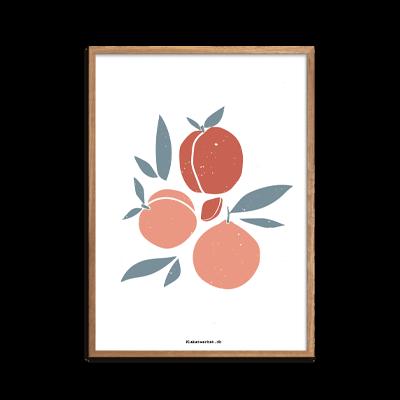 Eatable Peach