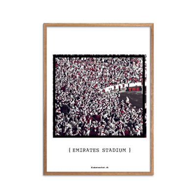 Emirates Stadium tilskuere