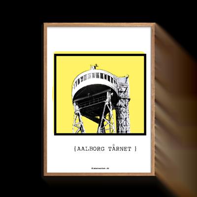 Aalborg Tårnet Gul