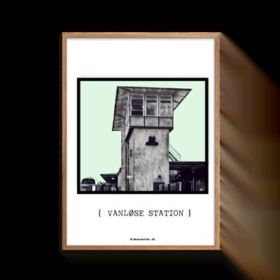 Vanløse Station