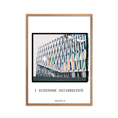 Kolding Syddansk Universitet Farve