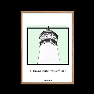 Silkeborg Vandtårn Mint