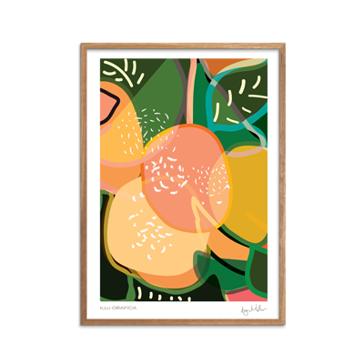Fruit Illu Grafica