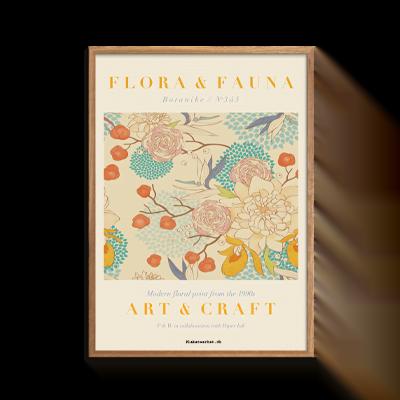 Flora vs Art no 3