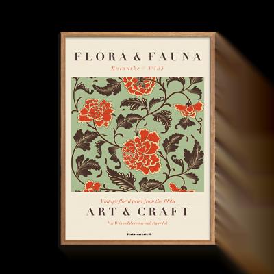 Flora vs Art no 4