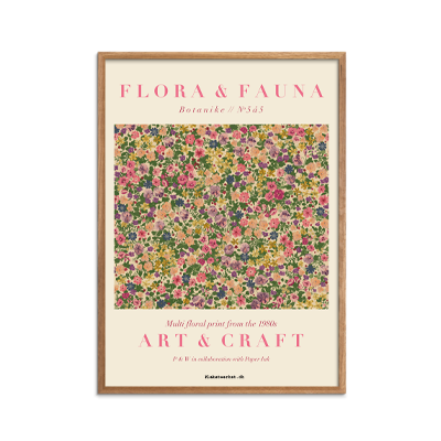 Flora vs. Art no. 5