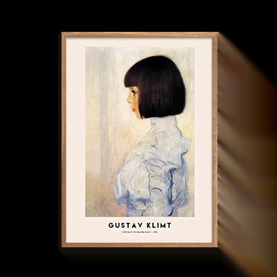 Portrait of Helene Klimt Plakat