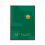 Art and more No1 Plakat