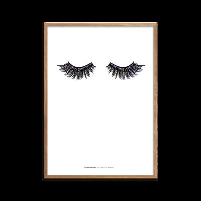 Color Eyelashes