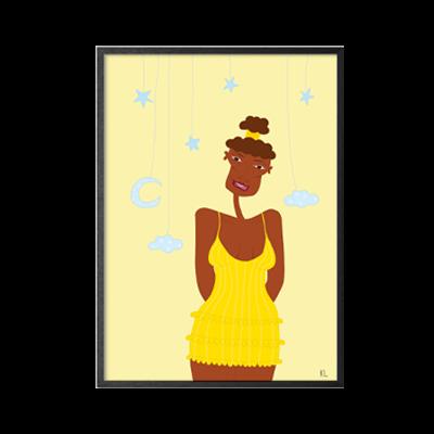 Kirstine Lynfort Plakat