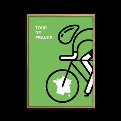 Tour de France green jersey Point