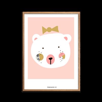 Little Ones Bear Girl