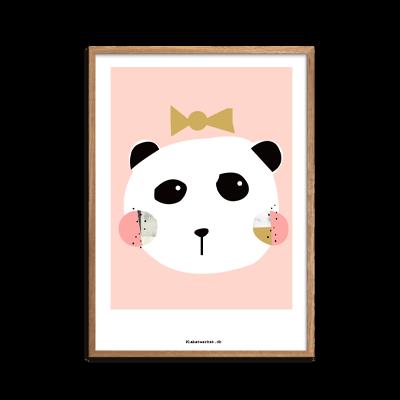 Little Ones Panda girl