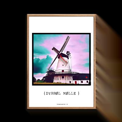 Lovely Denmark, Plakater fra Jylland