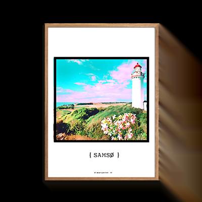 Lovely Denmark, Plakater fra øerne i Danmark