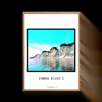 Møns Klint 2 Plakat