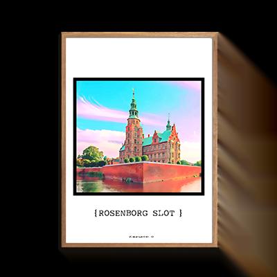 Rosenborg Slot Plakat