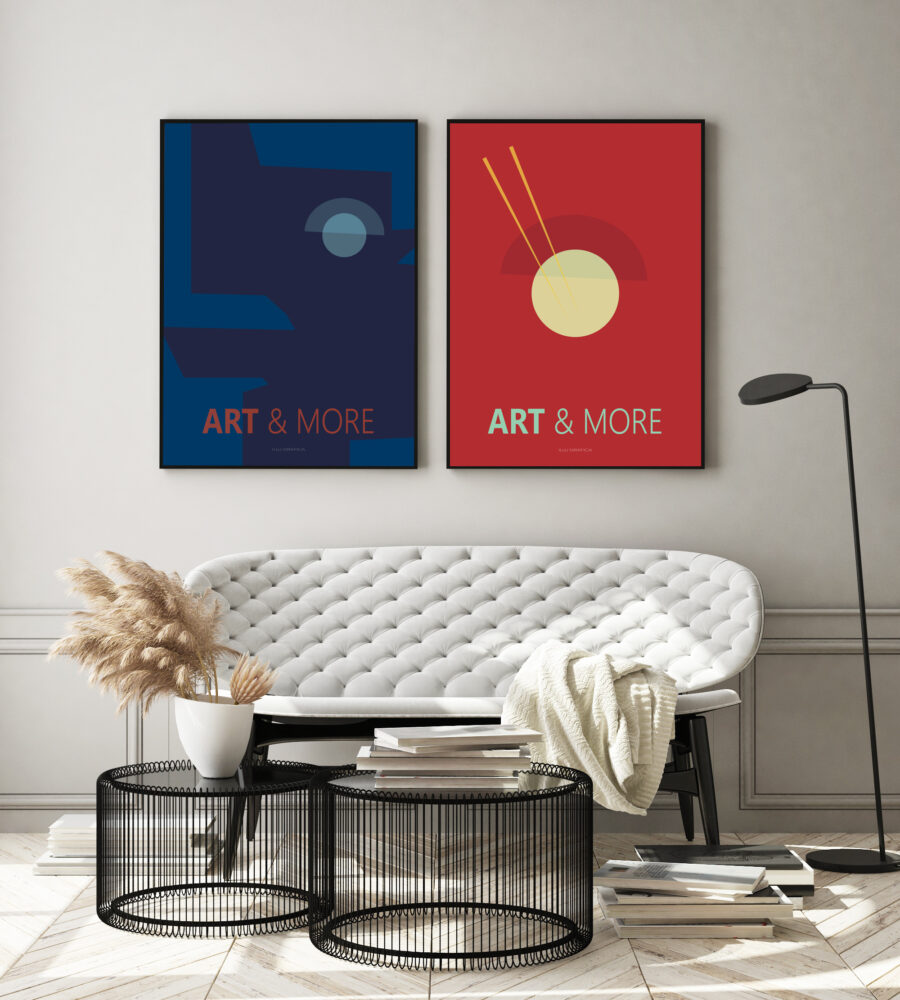 Art and more plakat