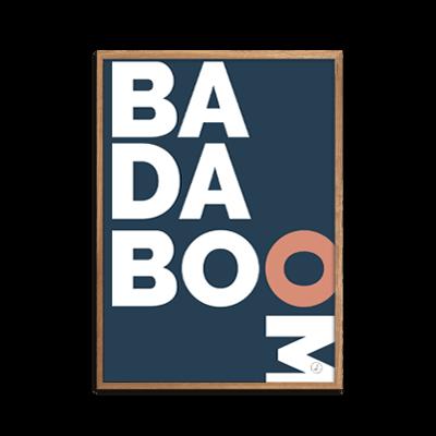 byAxl Badaboom Blå