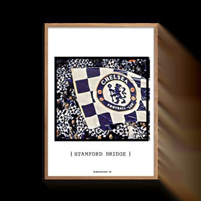 Stamford Bridge flag