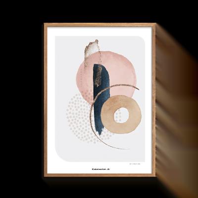 Stylish Pattern 5 Plakat