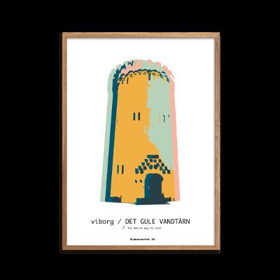 Viborg Det Gule Vandtårn