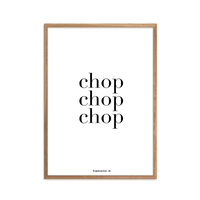 Chop-Chop-Chop